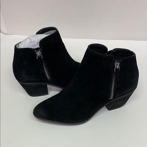 FRYE Women's Judy Zip Bootie Black 6.5 B US